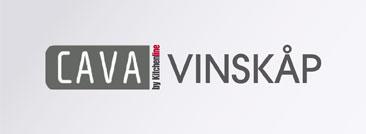 Cava vinskåp logotyp